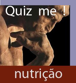 Conhecimentos gerais em nutrição
