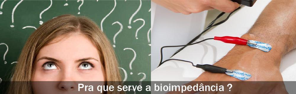 Teste de bioimpedancia
